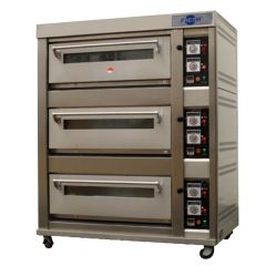FRESH Food Oven Three Layer (Gas) YXY-60AY