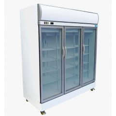 SNOW 3 Door Display Upright Chiller LY1600BBC-H