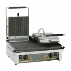 ROLLER GRILL Double Contact Grill MAJESTIC GROOVE