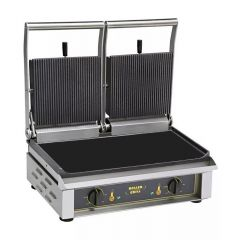 ROLLER GRILL Double Contact Grill MAJESTIC LISSE