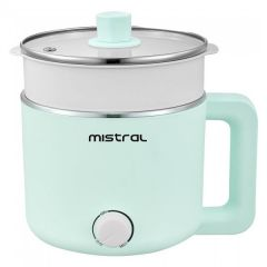 MISTRAL 1.5L Electric Cooker - Multipot with Steam Tray MEC3015