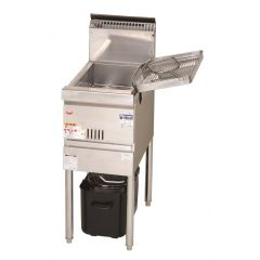 MARUZEN Cool Kitchen Series Gas Fryer (350mm) MGF-CE12