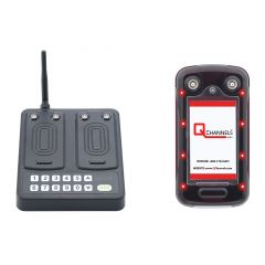 QCHANNELS Mini RCL Paging System