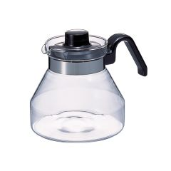 HARIO Tea Pot 'Morning' 5 Cup Black  MOS-5B