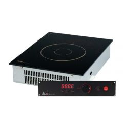 DIPO 3.5kW Single Hob Built-In Induction Cooker with Separated Control, Timer NBK35-E