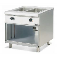 NAYATI Electric - Bain Marie - 2 Heaters NEBM 8 - 75 MR