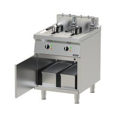 NAYATI Electric - Deep Fat Fryer - Heaters 2 NEF 6 - 75 MR