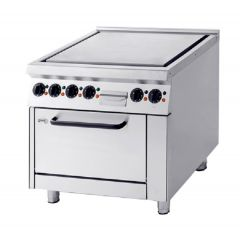 NAYATI Electric - Hot Top with Electric Oven 2/1 GN NEHT 8 - 75 OV MR