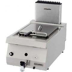 OZTI Countertop Gas Single Tank Fryer OFGI-4070
