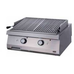 OZTI Gas Countertop Lavastone Grill OLG-8070