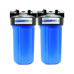"""PENTAIR 2 x 10"""" Two Stage Filtration PAK B.1"""