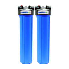"""PENTAIR 2 x 20"""" Two Stage Filtration PAK B.3"""