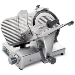 "SIRMAN 14"" Manual Gravity-Feed Meat Slicer PALLADIO 350"