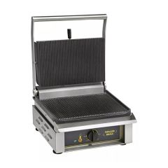 ROLLER GRILL Contact Grill with Timer Panini R-Standard