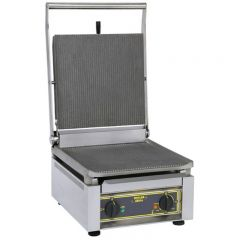ROLLER GRILL Extra Large Contact Grill PANINI XL GROOVE