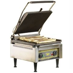 ROLLER GRILL Extra Large Contact Grill PANINI XL LISSE