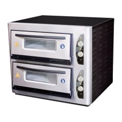 MAKSAN Double Deck Pizza Oven PO-502