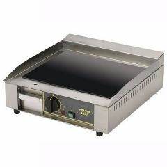 ROLLER GRILL 400mm Glass Ceramic Electric Griddle PS-400VCL