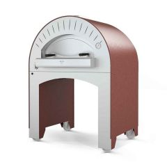 ALFA PRO Wood, Gas or Hybrid Pizza Ovens QUATTRO PRO
