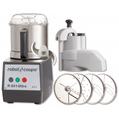 Robot Coupe	Food Processor R-301U