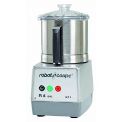 ROBOT COUPE 4L Cutter Mixer with Single Speed R-4(1500)