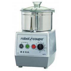 ROBOT COUPE 5.5L Cutter Mixer with Variable Speed R-5 V.V.