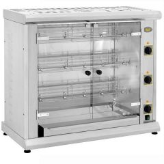 ROLLER GRILL Electric Rotisserie RBE-80QRBE-120Q