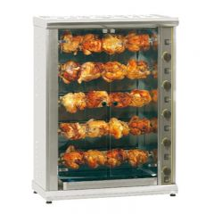 ROLLER GRILL Electric Rotisserie - 5 spits RBE-200Q