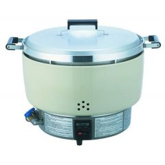 RINNAI Gas Counter Rice Cooker with Safety Valve RER-55AS