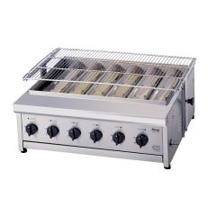 RINNAI Gas Infra-Red Griller-6 Burner RG-640F