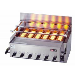 RINNAI Gas Infra-Red Griller-6 Burner 1 Control for 1 Burner RGA-406C