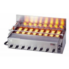 RINNAI Gas Infra-Red Griller-8 Burner 1 Control for 1 Burner RGA-408C