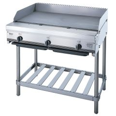 RINNAI Gas Griddle with Undershelf RSB-903H