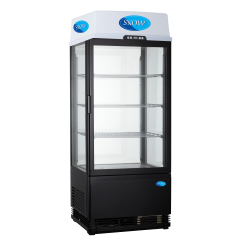 SNOW Four Sides Glass Display Chiller RT-78L-3