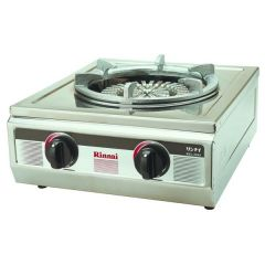 RINNAI Stainless Steel Single Burner Stove RTL-35KS