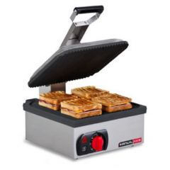 ANVIL Sandwich Press Panini Style Coated TSA3009