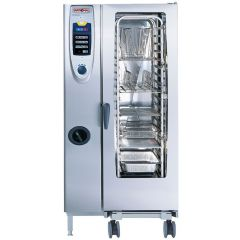 RATIONAL SelfCooking Center Electric Combi Oven 20 Tray 1/1 GN (3NAC 415V)  SCC 201E