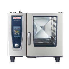 RATIONAL SelfCooking Center Electric Combi Oven 6 Tray 1/1 GN (3NAC 415V)