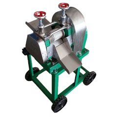 FRESH Local Sugarcane Machine (S/Steel Roller) with China Electric Motor 1 HP SCM-SSM