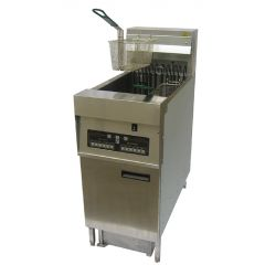 BRANDON Electric Fryer With Oil Filter FRYH18CF