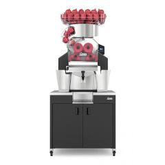 ZUMEX Floor Standing Citrus Juice Extractor SPEED UP Pomegranates Wide