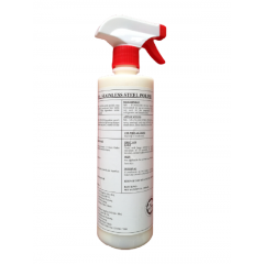MERIDIAN MS Stainless Steel Cleaner