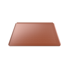 UNOX COOKING ESSENTIALS TRAY 600X400X15 ALUMINIUM PERFORATED TG415