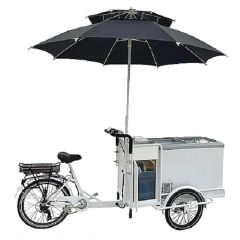 CN Ice Cream Freezer Tricycle - Pedal Type CN-ICFT(P)