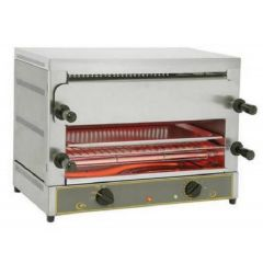 ROLLER GRILL Single Level Electric Salamander Toaster TS-1270