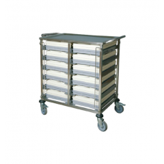AVATHERM Tray Transport Trolley 12