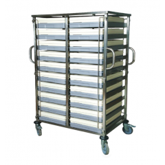 AVATHERM Tray Transport Trolley 20