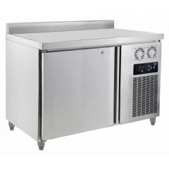 FRESH 1 Door Counter Refrigerator Chiller (4FT C/W Backsplash) DWF12M1-76B