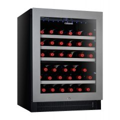 "VINTEC ""Seamless S/Steel"" Single Temperature Zone 40 bottles Wine Cellar V40SGES3 (VWS050SSA-X) [Pre-Order]"