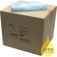 VITO Particle Filter V50/V80 (100PCS/Carton)